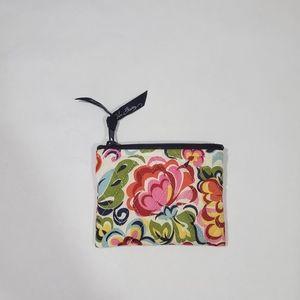 Vera bradley money pouch